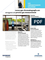 GC_Brochure Emerson Gas Chromatograph Solutions