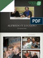 In Memoriam de Luciano y Alfredo