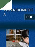 potenciometría