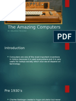 the amazing computers