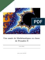 Livre-Premiere S mathématiques 2012/2013