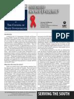 An HIV Epidemic?