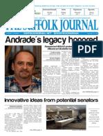 The Suffolk Journal 9/30/15