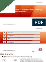 LTE PRACH Optimization(ENodeB Cluster 2) Final Report 05052015