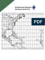 es hurricane tracking chart atlantic basin noaa