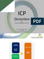 Informe Coordinacion de Proyectos Diciembre 2014