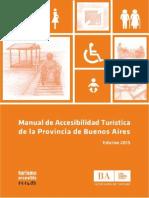 Manuel de Accesibilidad Turística 2015