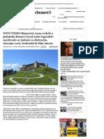 FOTO VIDEO Râşnovul, noua vedetă a judeţului Braşov_ locul unde legendele medievale se îmbină cu distracţia. Atracţia verii, festivalul de film istoric _ adevarul.pdf
