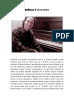 Book Julian Belmonte