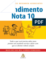 Atendimento Nota 10 - Performance Research Associates