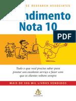 Atendimento Nota 10 - Performance Research Associates
