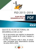 Diapositivas PSD 2015-2018