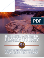 2016 Ulster County Budget Proposal