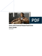 Cisco UCSCtrl PowerTool User Guide