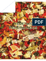 vegetais desidratado