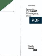 Casullo - El Mito Peronista