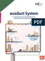 Busduct Catalogue