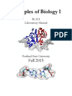 Bi 214 Lab Manual 2015