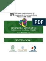 Proyecto General XV Encuentro FELAFACS 2015 5