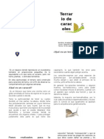 informe caracoles