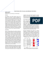 AVO Analysis of Shallow Seismic Horizons Effect of Accuracy and Uniformity of the Effective Source Wavelet