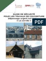 Dte 216 Guide Securite Travaux Couverture