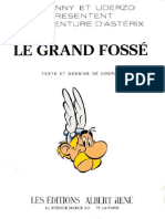 Asterix T25 - Le grand fossé