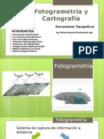 FOTOGRAMETRIA Y CARTOGRAFIA