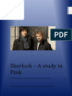 252515609 Learn English With Sherlock Study in Pink