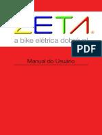 Manual Zeta Bike