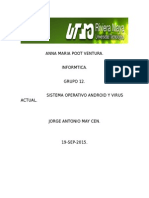 Sistema Operativo y Virus.