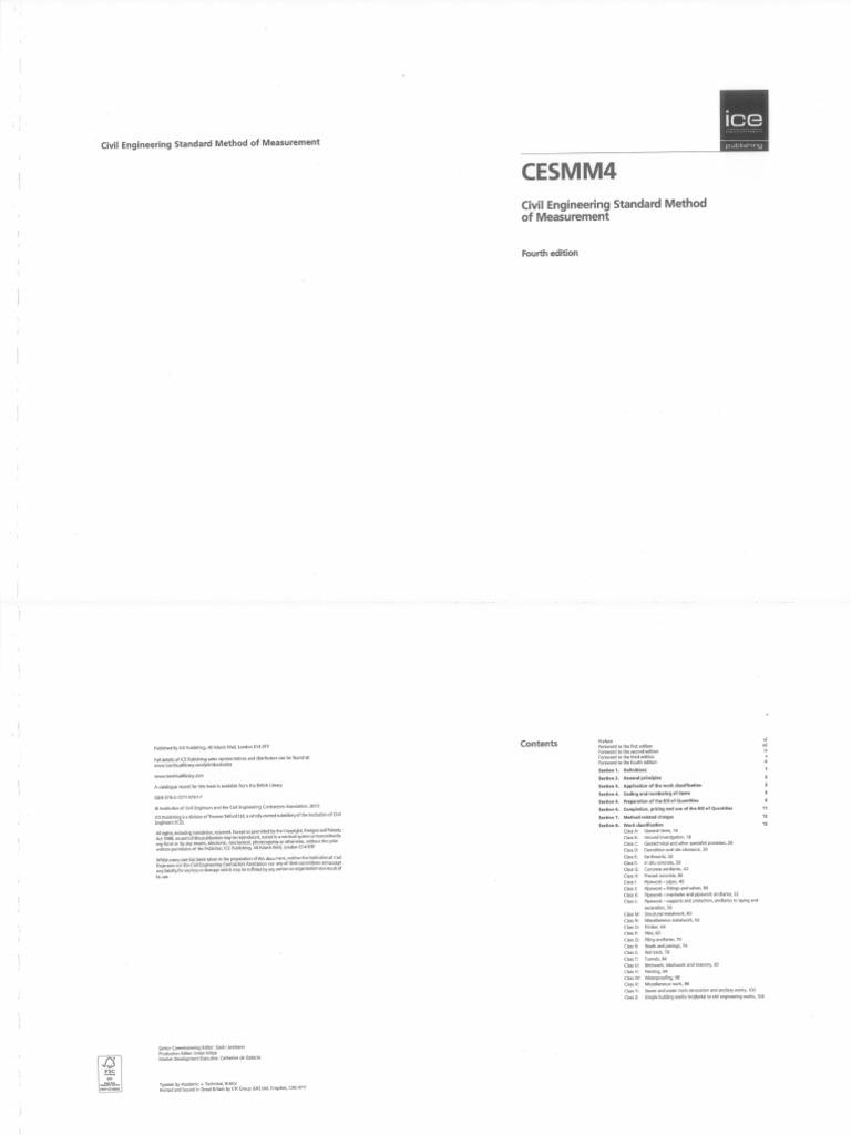 CESMM 4