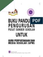 Buku Panduan Untuk GPM