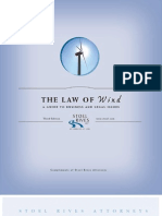 the law of wind-guide to biz & legal issue