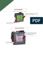 Analizador Redes Pm5110 y Pm710