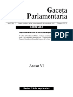 Comisiones Cámara de Diputados