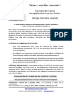 profession de foi fcpe 2015-2016 recto