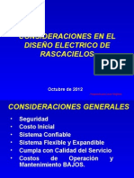 CRITERIOS DE DISE€¦ÑO ELECTRICO PARA RASCACIELOS R1