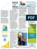 Pharmacy Daily for Thu 01 Oct 2015 - Pharmacist prescriber plan, Hep C push, UTS international MPh, Pharmacy Board of Australia AMPERSAND much more