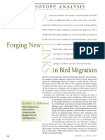 Bruce a. Robertson - Forging New Links in Bird Migration.
