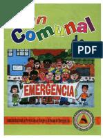 Plan Comunal de Emergencias