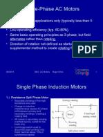 1ph Ac Motor