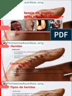 Manejo de Heridas y Hemorragias