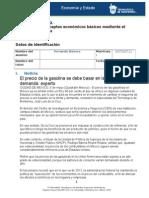 m3 u3 a2 Aplicando Los Conceptos Economicos Basicos Mediante El Analisis de Noticias Doc