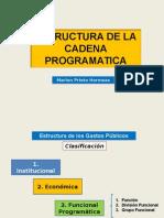 2. Estruct. Funcional Programtico