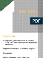 Dora Epilogo, Sigmund Freud