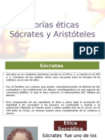 Teorías Éticas Sócrates y Aristóteles-4º
