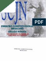 Derecho Constitucional Mexicano Ignacio Burgoa.pdf