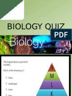 Quiz Chapter 8