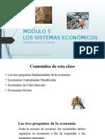 Economia  Los Sistemas Economicos